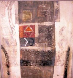African  Shield by Gerardo Apud