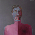 Selfportrait when I was young by Ricardo Hirschfeldt