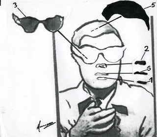 Andy Warhol assembly by Marco Mark