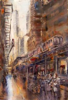 Chicago by Juan Félix Campos