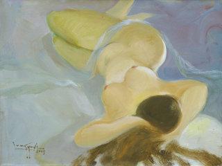 Nude V by U Lun Gywe