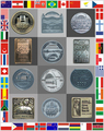 Medals by Peter Blake