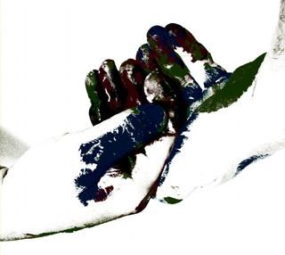 Series Of Hands. Part 35 by Oleg Frolov