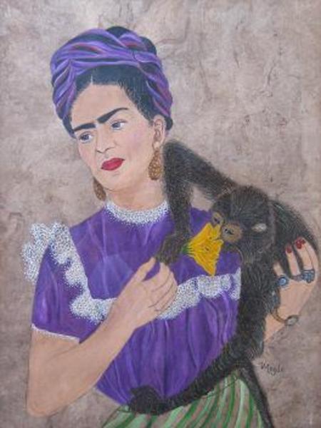 AMIGOS 2 by MAGDALENA ALVARADO