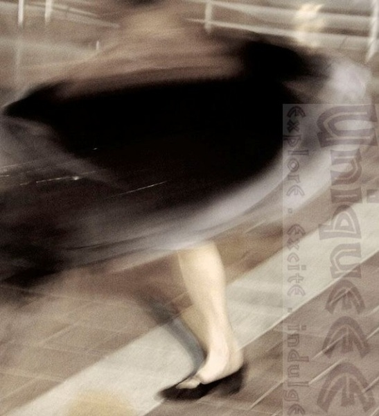 Dancer 003 by Irit Shemly-Taiber