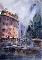 Portofino - Italy by Juan Félix Campos