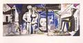 Jeux de Plage by Picasso Estate Collection