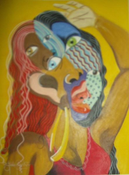 Miss Adam by Stanley Clark