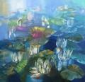 Lilies by Silvija Drebickaite