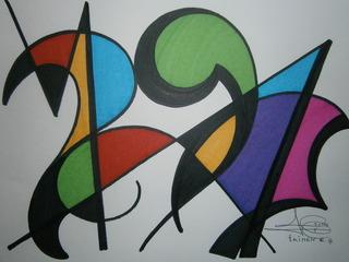 JAIMEN  E.G. by Angel Escalera
