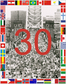30 Years by Peter Blake