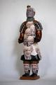 Terracotta Warrior - Boris Johnson by Liu Fenghua & Liu Yong