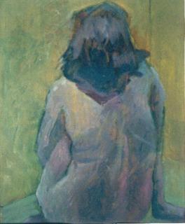 Nude by Sandra Tysak