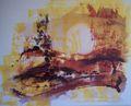Abstract series 09-6 by Rosario de Mattos