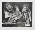 Deux Pigeons by Picasso Estate Collection