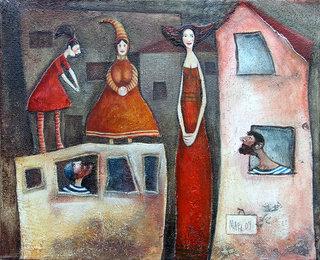 sailor's women by Mariela Dimitrova MARA