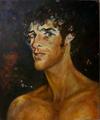 Portrait  of young manYG by Sylva Zalmanson
