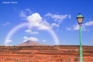 Rainbow days by Atman Victor