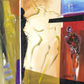 artist's nr 294 by alfred gockel