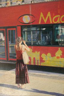 Turistas by Carlos Marijuan