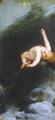 Saturn Devouring His Child by Charlotte Bracegirdle