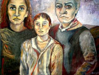 the family by Raquel Sara Sarangello