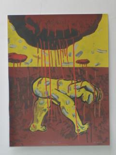 red rain by Rufino De Mingo