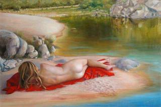 Descanso al sol by Nacho Quiroga