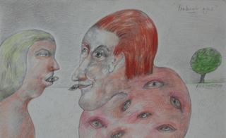 testing eyes by Ricardo Hirschfeldt