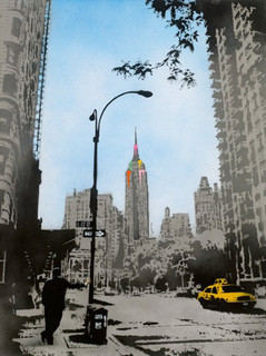 The Morning After (TMA) - Empire State by Nick Walker
