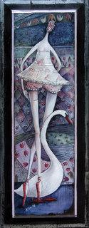 swan lake 2 by Mariela Dimitrova MARA