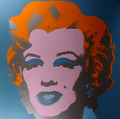 Marilyn VI by Andy Warhol