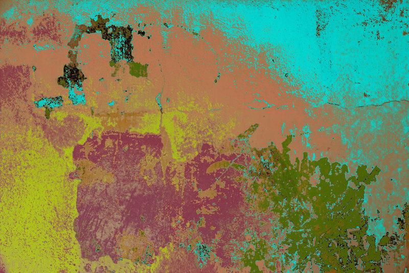 Abstraccion-27 by Jose Antonio Otegui Auzmendi