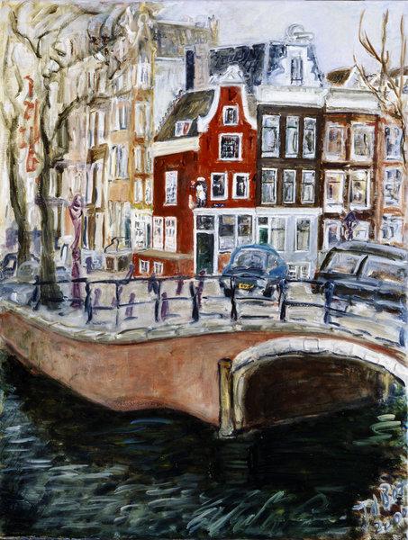 ReguliersGracht by Joan de Bot