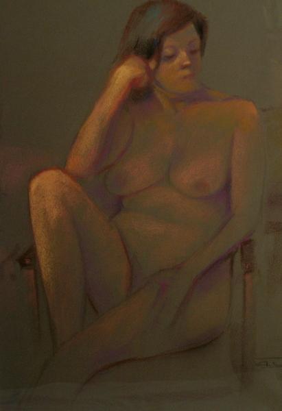 Nude 12 by Antonio Abad