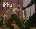 """I-PHU by Carlos Cenoz Bermejo """"Dino"""""""