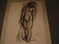Matisse Heliogravure of Nude 1938 by Henri Matisse