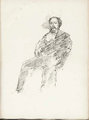 The Doctor by James Abbott Mc Niel Whistler