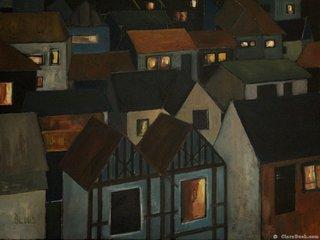Night-time by Clara Duch