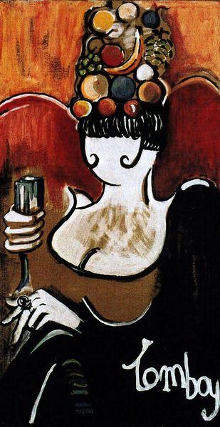 Marisa in NY by Teresa Díaz Chicote