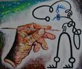 la mano creadora by José P. Alonso Miralles