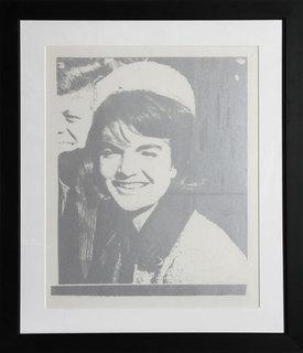 Jacqueline Kennedy I (Jackie I) by Andy Warhol