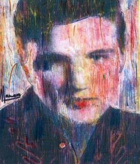 Elvis Pressley II by Marco Mark
