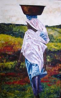 africana by Jaime Pérez Magariños