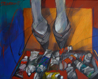 My shoes by Susana Marenco