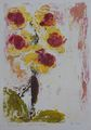 Yellow Orchids 1 - print by Mania Row