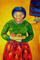 ANDEAN WOMAN by Raquel Sarangello