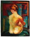 Nude by Ana Gelashvili