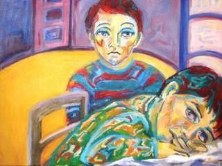 THE CHILDREN by Raquel Sara Sarangello