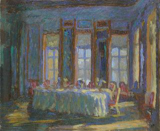Interior by Robert Nizamov